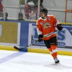 Boguslavsky Named Captain of the Dragons