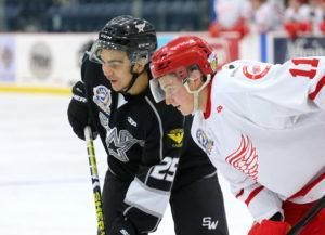 North Stars Shine at SJHL Showcase