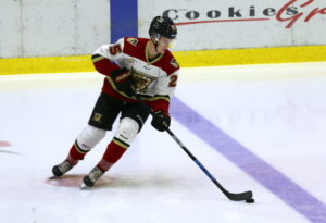 Defenseman Philpott Contributes Early with New Team