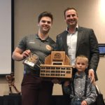 Dragons Hand Out 2019 Awards